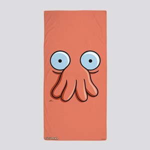 Futurama Zoidberg Beach Towel