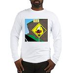 better falling rock Long Sleeve T-Shirt