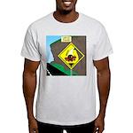 better falling rock Light T-Shirt