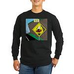 better falling rock Long Sleeve Dark T-Shirt