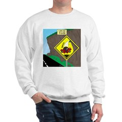 better falling rock Sweatshirt