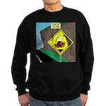 better falling rock Sweatshirt (dark)