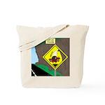 better falling rock Tote Bag