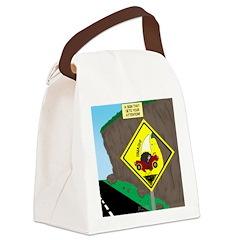 better falling rock Canvas Lunch Bag