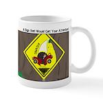 better falling rock Mug
