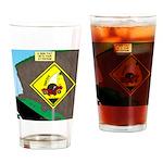 better falling rock Drinking Glass