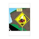 better falling rock Mini Poster Print