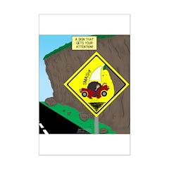 better falling rock Posters