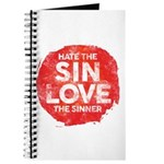 Hate the Sin, Love the Sinner Journal