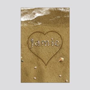 Jamie Beach Love Mini Poster Print
