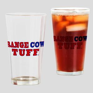 RANGE COW TUFF Drinking Glass