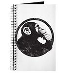 Thoughtful Monkey 2 - Black Journal