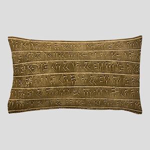Hieroglyphics. Pillow Case
