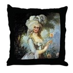 Marie-Antoinette 2015 Throw Pillow