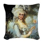Marie-Antoinette 2015 Woven Throw Pillow