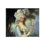 Marie-Antoinette 2015 Throw Blanket