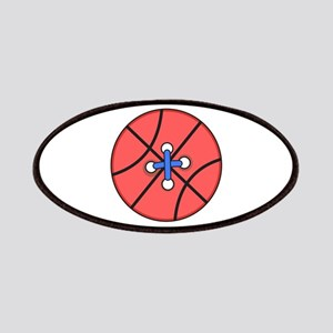 BASKETBALL BUTTON Patch