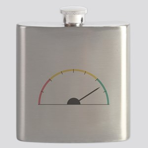 Speed Gauge Flask