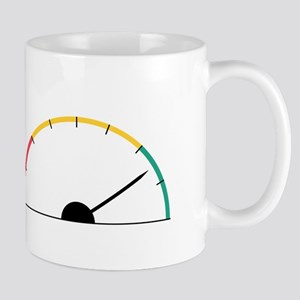 Speed Gauge Mugs