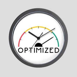 Optimized Wall Clock