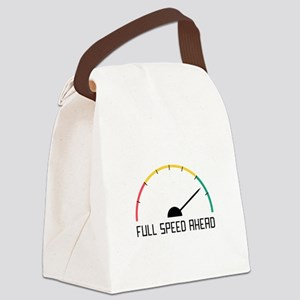 Like Me, Pin Me, Follow Me Canvas Lunch Bag