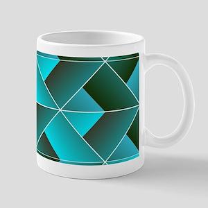 Geometric abstract Mugs