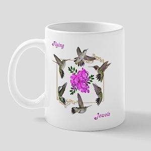 Flying Jewels Mug