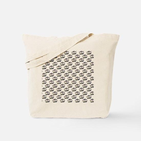 Slot Machine Tilt Tote Bag