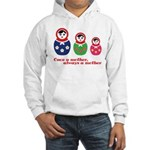 Once a mother, always a mother Jumper Hoody