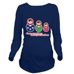 Once a mother, always a mother Long Sleeve Materni