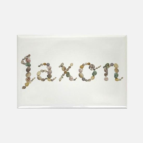 Jaxon Seashells Rectangle Magnet