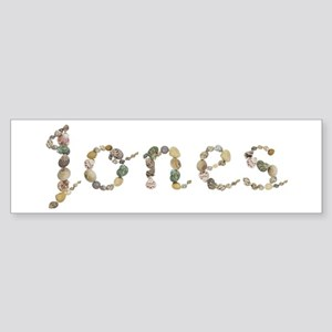Jones Seashells Bumper Sticker
