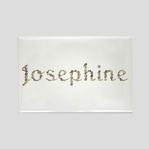 Josephine Seashells Rectangle Magnet