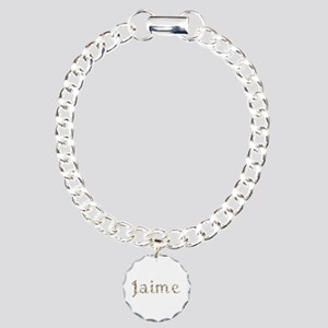 Jaime Seashells Charm Bracelet