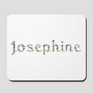 Josephine Seashells Mousepad