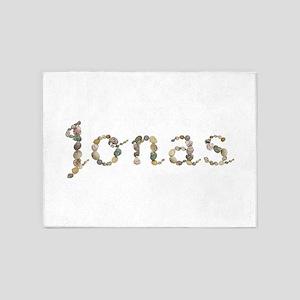Jonas Seashells 5'x7' Area Rug