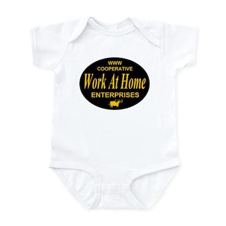 Work At Home Enterprises Infant Bodysuit
