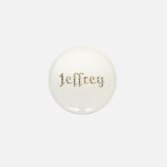Jeffrey Seashells Mini Button