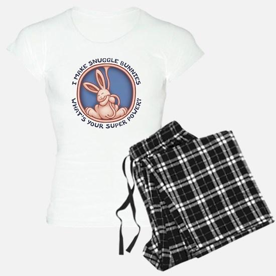 I Make Snuggle Bunnies Pajamas