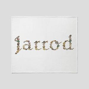 Jarrod Seashells Throw Blanket