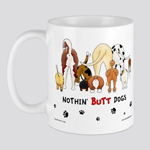 Dog Pack AKC Breeds Mug
