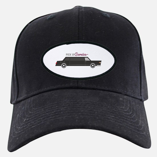 Pick Up Service Baseball Hat