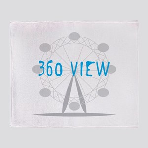 360 View Throw Blanket