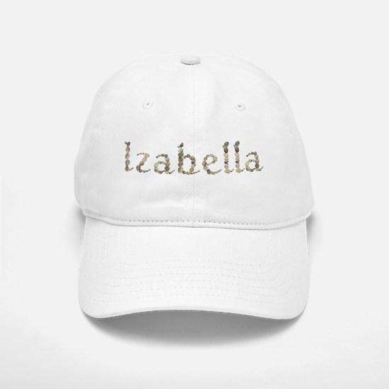 Izabella Seashells Baseball Cap