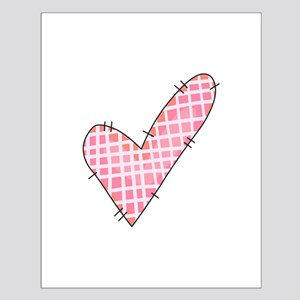 QUILTED HEART Posters