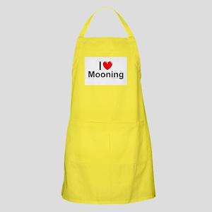 Mooning Apron