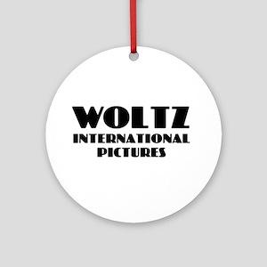 Woltz International Pictures Ornament (Round)