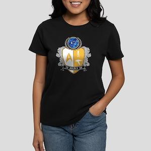 Kirk's Crest Women's Dark T-Shirt