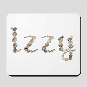 Izzy Seashells Mousepad