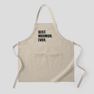 Best. Mormor. Ever. Apron